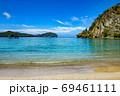 小笠原 父島の境浦海岸 69461111
