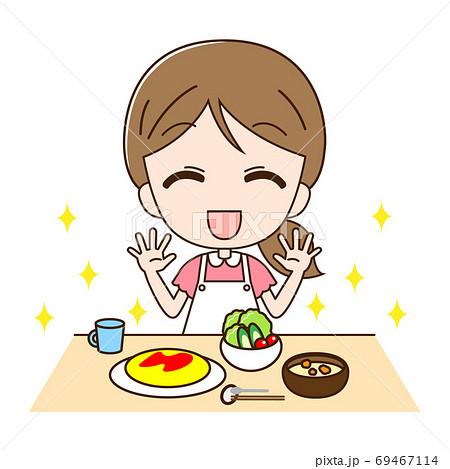 主婦と洋食 69467114