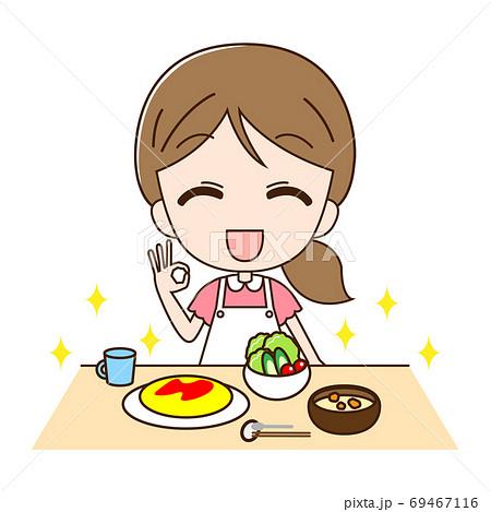 主婦と洋食 69467116