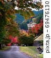 原不動滝公園の紅葉(兵庫県) 69476130