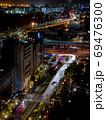 神戸市役所展望ロビーからの夜景(神戸大橋) 69476300