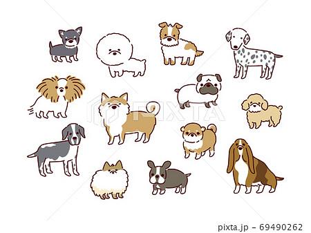 ワンワン!かわいい犬セット 69490262