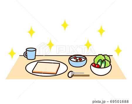 朝食 69501688