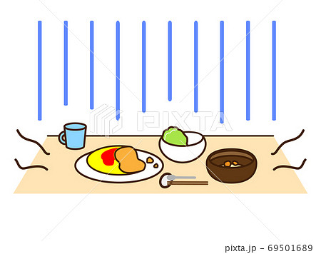 食べ残し 69501689