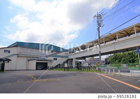 西武鉄道多摩川線 競艇場前駅    69526193