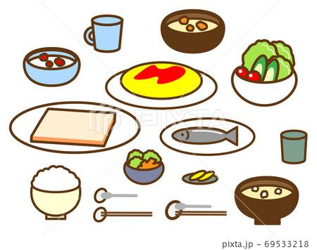 料理色々 69533218