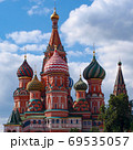 Saint Basil's Cathedral (Cathedral of Vasily the Blessed) in Moscow 69535057