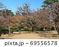 紅葉の洗足池 東京都大田区 69556578