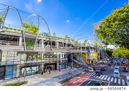渋谷のミヤシタパーク(MIYASHITA PARK) 69564874