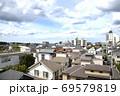 JR中央線から見た沿線の風景 69579819