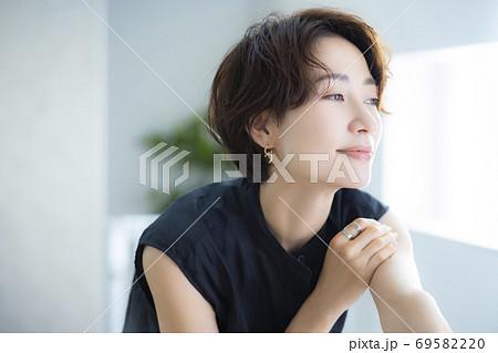 ビューティーイメージ 30代女性 69582220