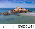 Saint Malo. Fort National on the island. 69622841