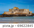 Saint Malo. Fort National on the island. 69622845