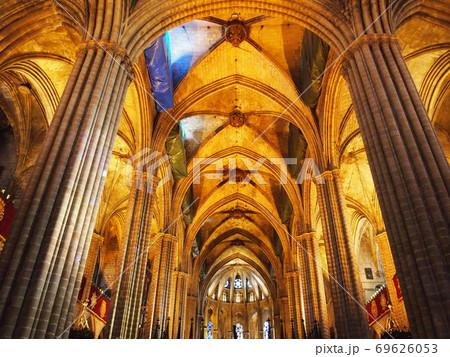 バルセロナ サンタ・エウラリア大聖堂 69626053
