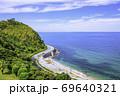 福岡県糸島市 絶景ドライブコース 69640321