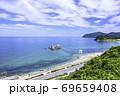 福岡県 糸島市 夫婦岩の絶景を楽しめるドライブコース 69659408
