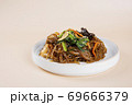 Delicious Korean food, a collection of various Korean dishes 256 69666379