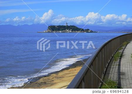 9月 鎌倉1071江ノ島と七理ヶ浜 69694128