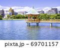 水と緑のオアシス 大濠公園 (福岡市中央区) 69701157
