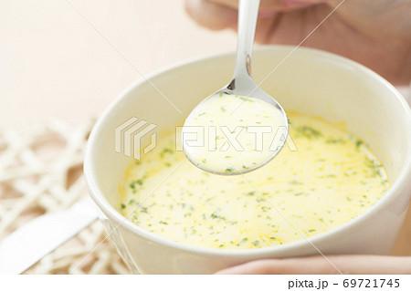 コーンスープ 69721745