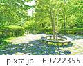 【都立公園】小山内裏公園 水辺の広場 大田切池【色鉛筆】 69722355