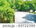 【都立公園】小山内裏公園 水辺の広場 大田切池【色鉛筆】 69722399