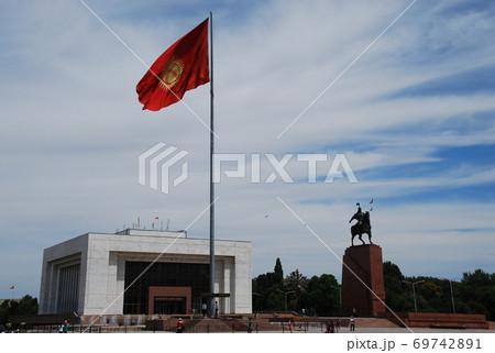 アラトー広場 ビシュケク/キルギス 69742891