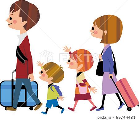 家族旅行 69744431