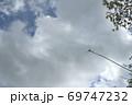 自然 風景 空 高い 木 トンボ 69747232