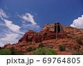 【アメリカ】セドナのホーリークロスチャペル 69764805