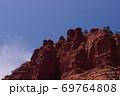 【アメリカ】セドナのレッドロック 69764808