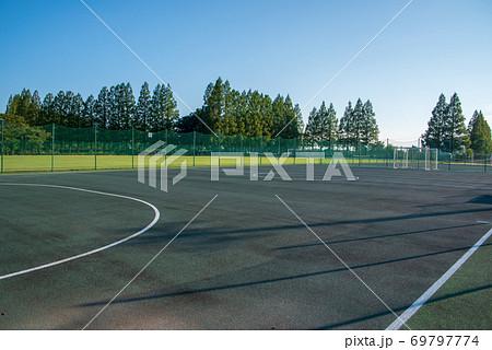 フットサルコート 練習場 サッカー 69797774