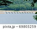 タウシュベツ川橋梁 69803259