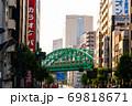 東京 秋葉原 松住町架道橋(総武線の鉄道橋) 69818671