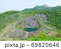 有珠山の金比羅火口 69820646