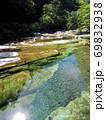 愛媛県久万高原町の面河渓 69832938