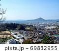 愛媛県松山市三津浜方面の景色 69832955