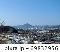 愛媛県松山市三津浜方面の景色 69832956