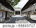 桑名宗社春日神社の奉納提灯 69843717