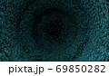 ぶくぶく 泡 トンネル カラフル 動き  69850282