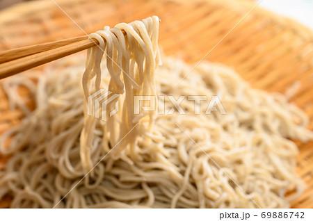 蕎麦の箸あげ 69886742