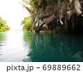 フィリピン プエルト・プリンセサ地下川国立公園 ジオラマ風 69889662