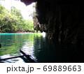 フィリピン プエルト・プリンセサ地下川国立公園 ジオラマ風 69889663