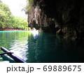 フィリピン プエルト・プリンセサ地下川国立公園 ジオラマ風 69889675