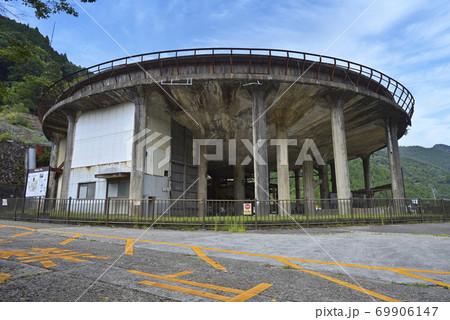 神子畑選鉱場跡 シックナー(兵庫県朝来市) 69906147