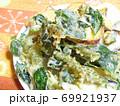 野菜のてんぷら 69921937