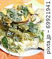 野菜のてんぷら 69921941