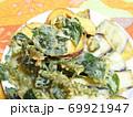 野菜のてんぷら 69921947