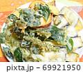 野菜のてんぷら 69921950