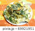 野菜のてんぷら 69921951